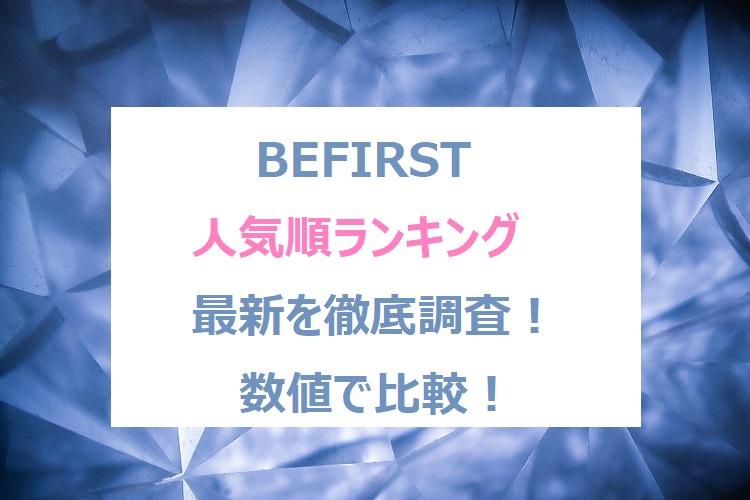 befirst-ranking